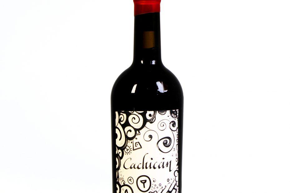 Botella Tinto Cachicán